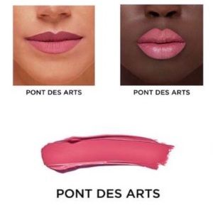 Karl Lagerfeld + ModelCo Matte Lipstick Pont Arts